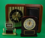 Clocks in a wide range of styles and designs
