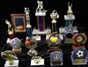 Custom Trophies for All Occasions