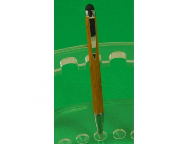 Bamboo Touch Screen Stylus with Pen