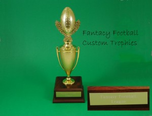 Fantacy Football Trophy